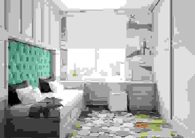 Детская в классическом стиле Детская комнатa в классическом стиле от Павел Белый и дизайнеры Классический