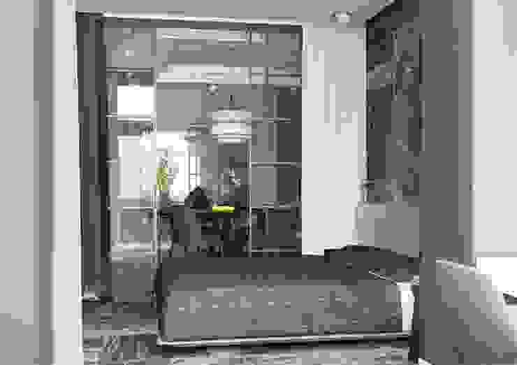 Спальня в стиле ар деко Спальня в классическом стиле от Павел Белый и дизайнеры Классический
