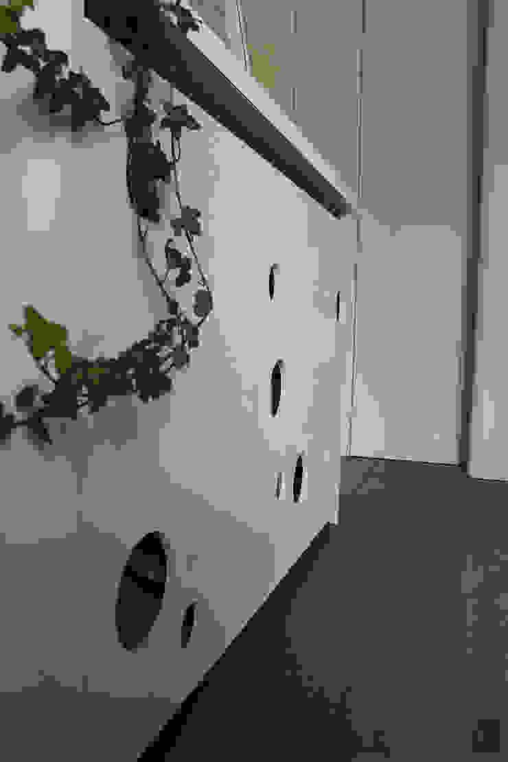 Détail séjour par CORTOT Architecture Interieure