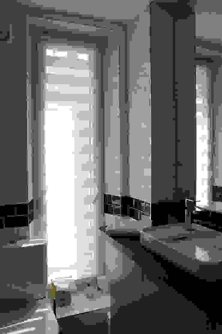 Salle d'eau après par CORTOT Architecture Interieure
