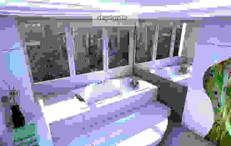 Bagno moderno di Art of Bath Moderno