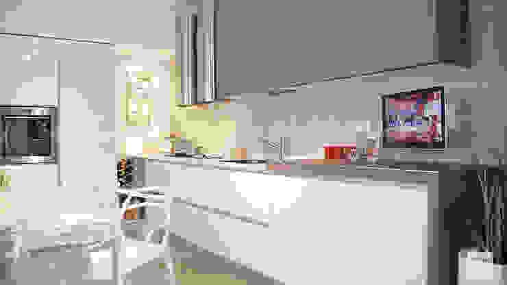 Кухня в стиле модерн от Studio Sabatino Architetto Модерн