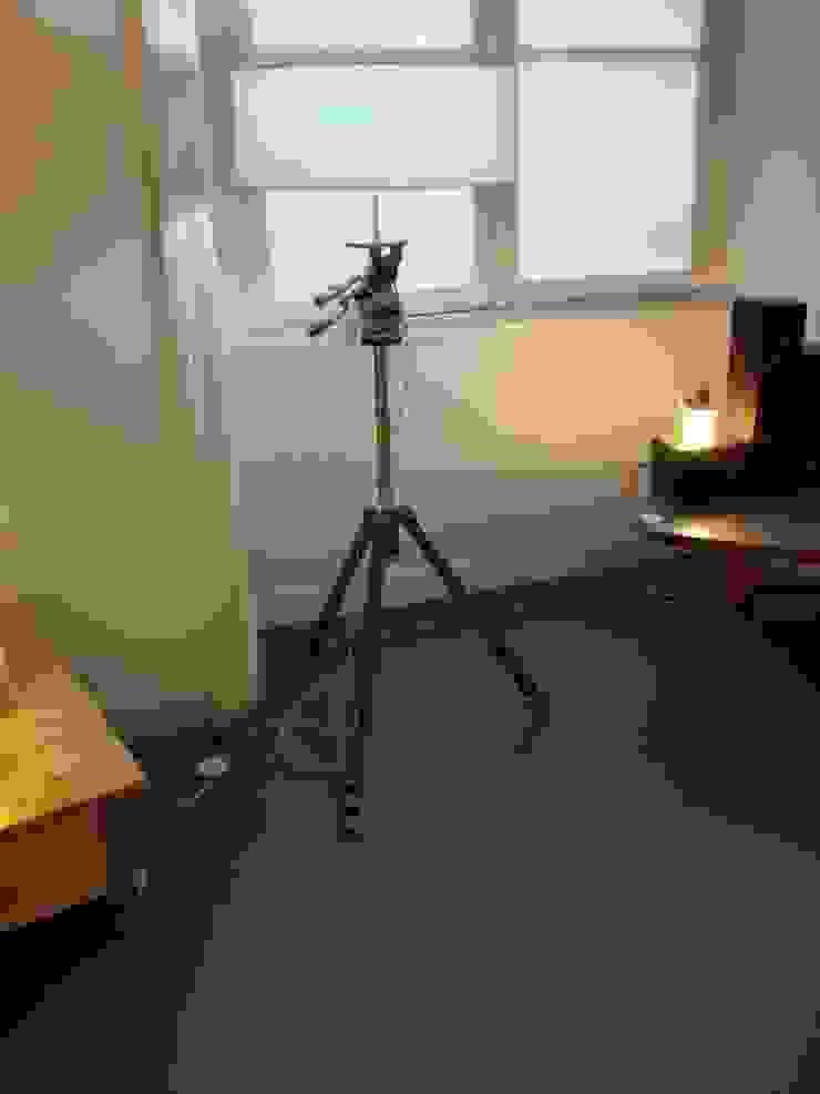 lampe trepied caméra par Art'ébèn Éclectique