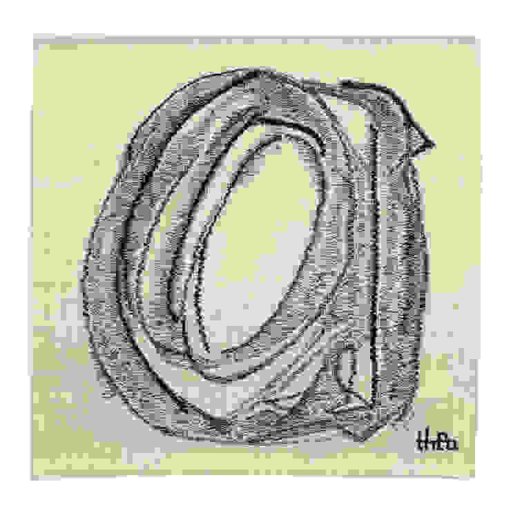 Moving Circle I, 2008 - unicum: modern  door Galerij Theaxus, Modern