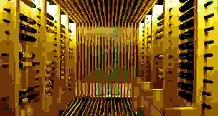 B14 BONBA studio Bodegas de estilo moderno