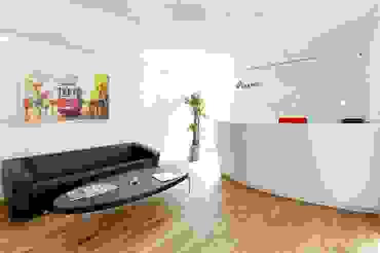 DICLE HOKENEK ARCHITECTURE – AKIN HUKUK OFİSİ:  tarz Ofisler ve Mağazalar,