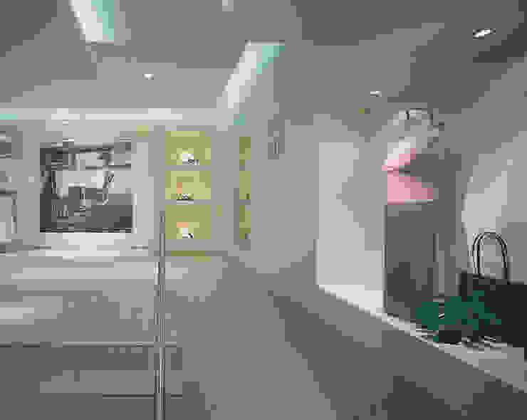 Modeladen in Wiesbaden Moderne Ladenflächen von Anne.Mehring Innenarchitekturbüro Modern
