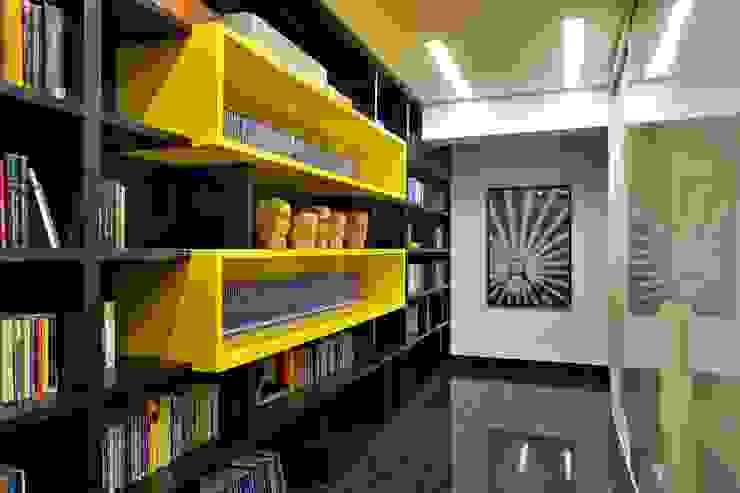 Advocacia Escritórios modernos por Jaqueline Frauches Arquitetura e Interiores Moderno