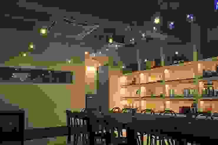 多目的ホール-3 Shigeo Nakamura Design Office オフィススペース&店