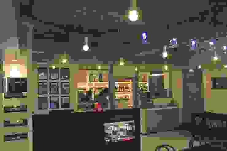 多目的ホール-4 Shigeo Nakamura Design Office オフィススペース&店