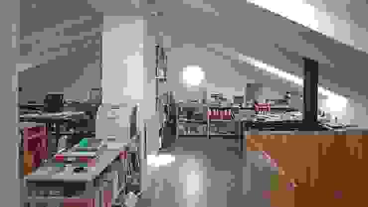 Studio SBG architetti – Milano Studio in stile industriale di SBG architetti Industrial
