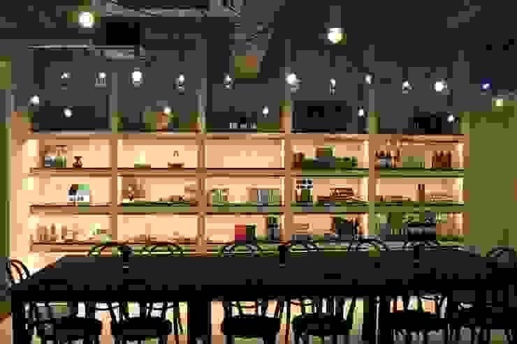 多目的ホール-2 Shigeo Nakamura Design Office オフィススペース&店