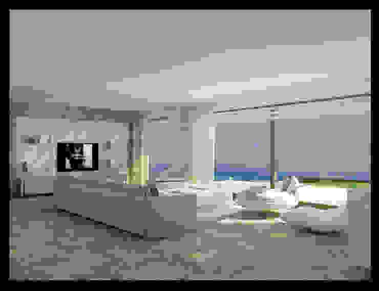 Moderne Wohnzimmer von Archidecors Modern