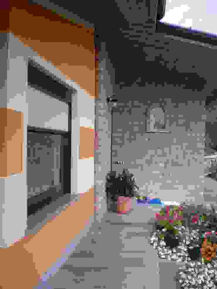 Villa MDB – Gandosso (BG) Case moderne di Studio Cadei Associati Moderno
