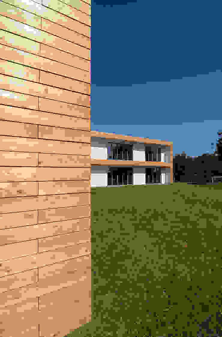 Nuova Ecoscuola a Scarmagno: un progetto di comunità Scuole moderne di Studio FFwd-Architettura Moderno