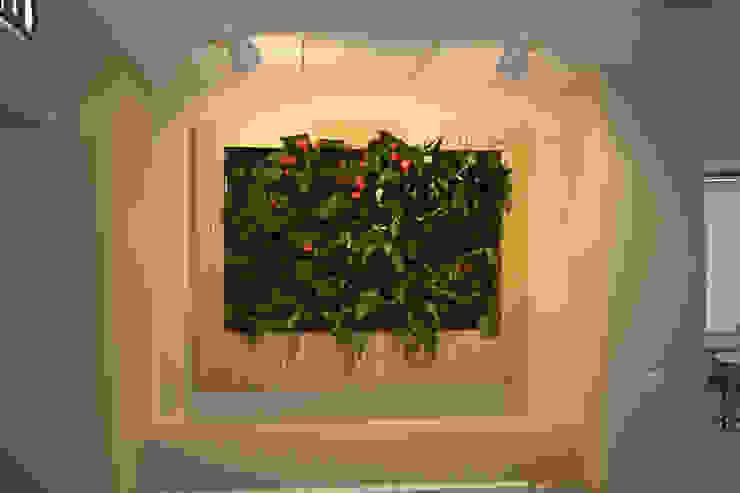 Фитокартина в столовом помещении Столовая комната в классическом стиле от Зеленый мир Классический