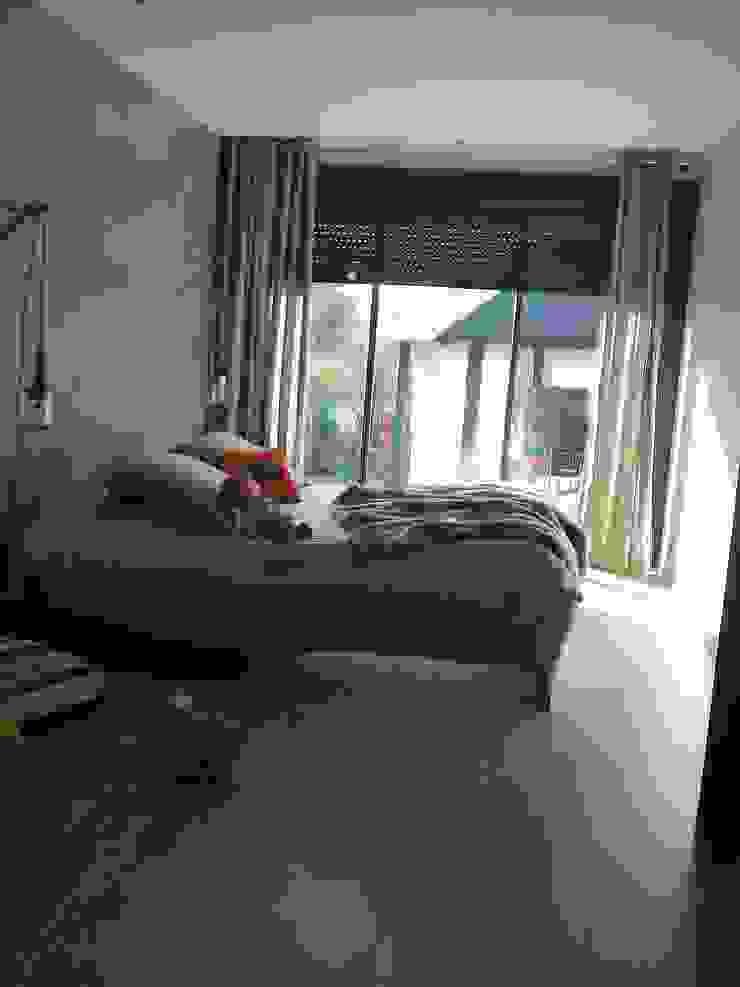 ALEXANDRA BETANCOURT ARCHITECTE Modern Yatak Odası