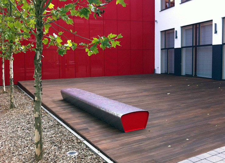 Berta Bench / Furniture de KXdesigners Moderno