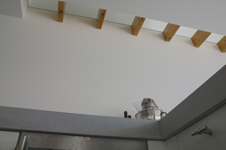 Modern Mutfak Frank Loor Architect Modern