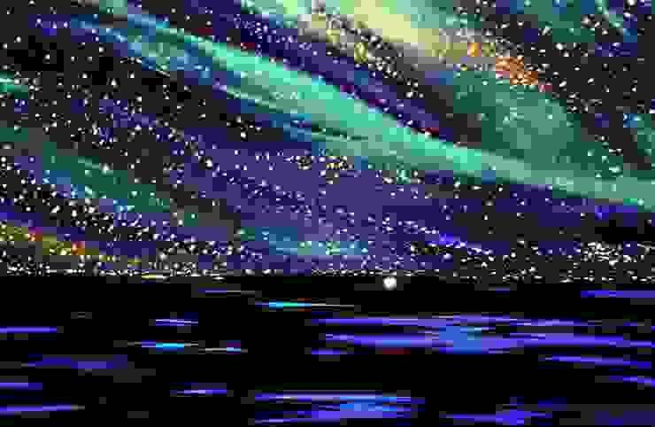 Magical Night van Teressa Nichole Tropisch