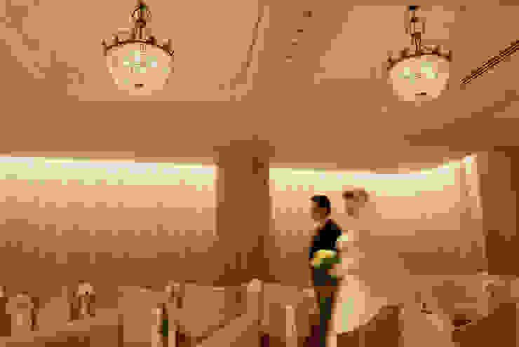 ANA CROWNE PLAZA HOTEL GRAND COURT NAGOYA Chapel クラシカルなホテル の Shigeo Nakamura Design Office クラシック
