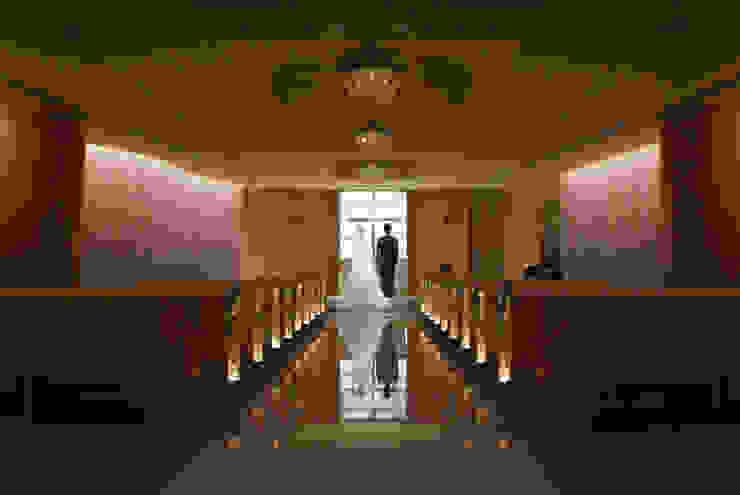 照明演出 クラシカルなホテル の Shigeo Nakamura Design Office クラシック