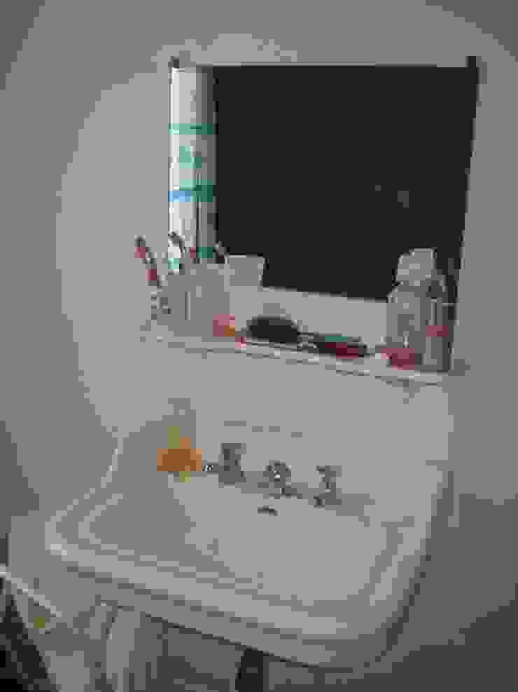 salle de bain - avant travaux par Nuance d'intérieur