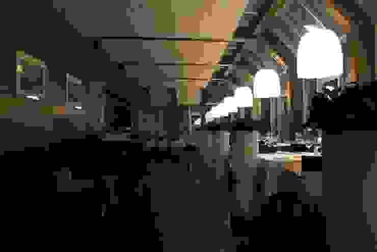SAYEN International Hotel (Russia/Irkutsk) モダンなホテル の Shigeo Nakamura Design Office モダン