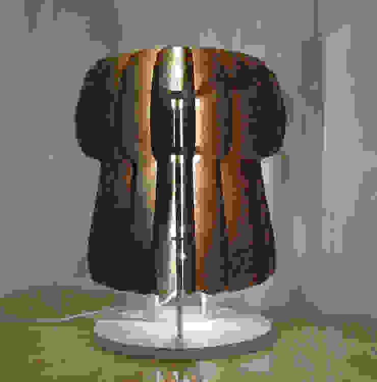 "<q class=""-first"">Cork… l'eco-lamp</q> ..illumina, arreda, ispira.. di Stefania Spaccavento Eclettico"