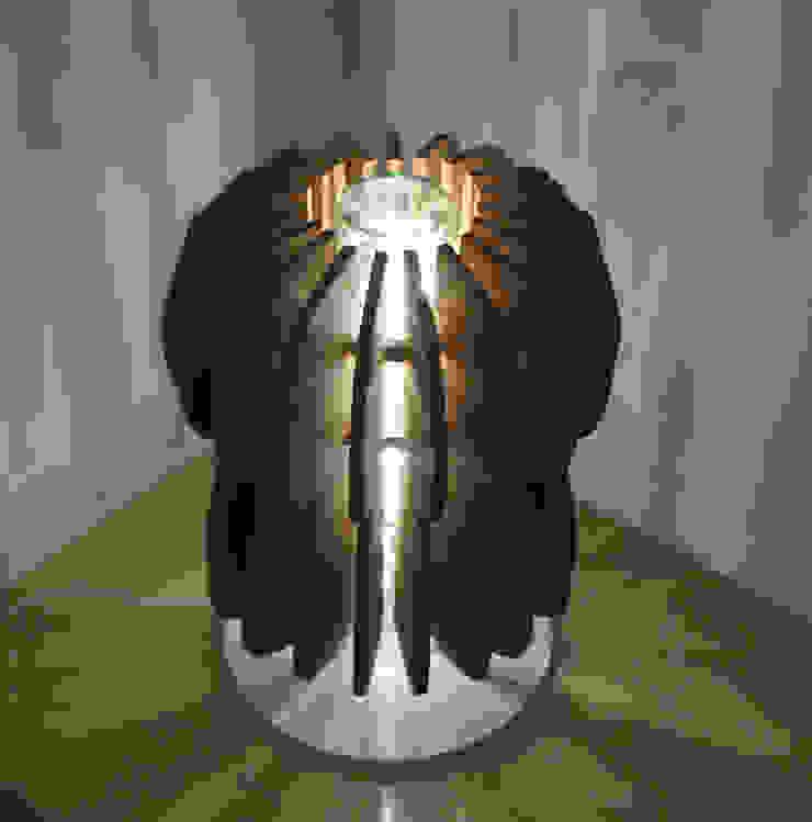 """""""Cork...l'eco-lamp"""" ..illumina, arreda, ispira.. di Stefania Spaccavento Eclettico"""