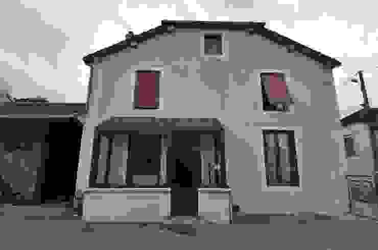 Avant travaux façade par Architecte d'Intérieur Paul Jourdain CFAI