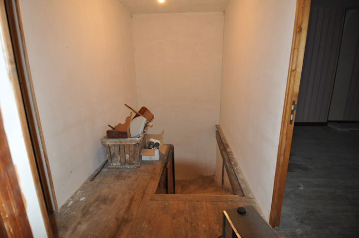 avant travaux escalier par Architecte d'Intérieur Paul Jourdain CFAI