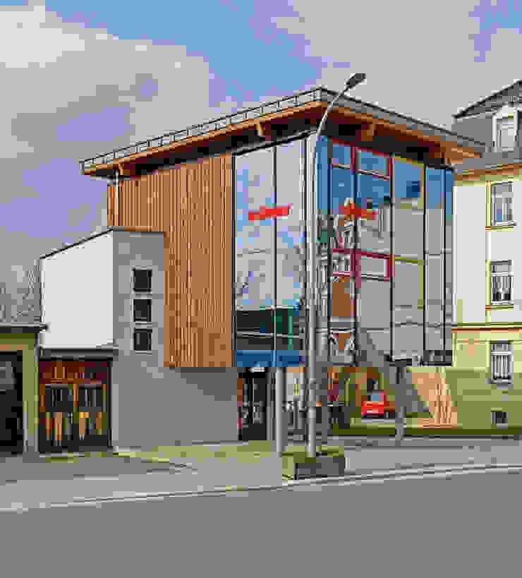 Wähner GmbH Modern office buildings