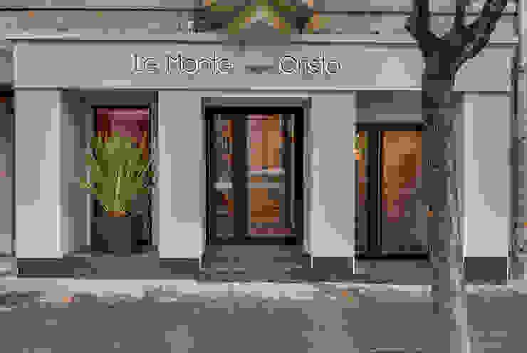Restaurant <q>Le Monte Cristo</q> Gastronomie moderne par blackStones Moderne