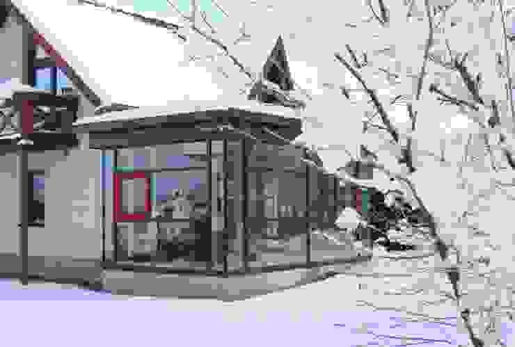 Wähner GmbH Jardin d'hiver moderne
