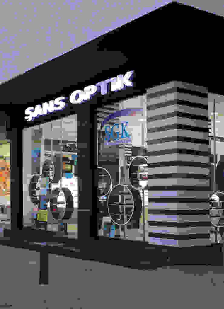 ŞANS OPTİK | İSTANBUL MAYER Mimarlık Modern