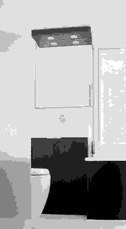 Alderney St. Modern bathroom by CBOArchitects Modern