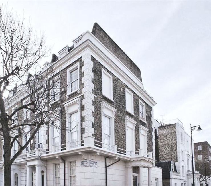 Alderney St. Classic style houses by CBOArchitects Classic