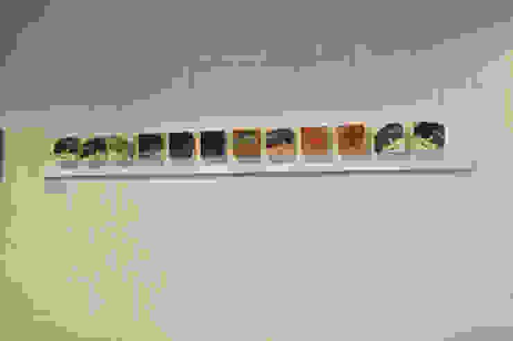 Signals of life - E - Composition   II : modern  door Marc Verbruggen - ceramic art  , Modern