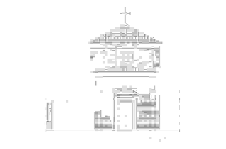 Cappella barocca di Zucca Architettura