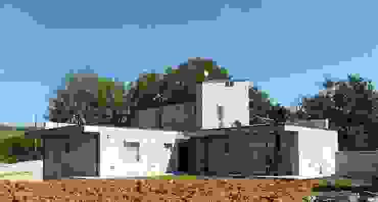 vista sud est Casa rurale di TuscanBuilding - Studio tecnico di progettazione Rurale