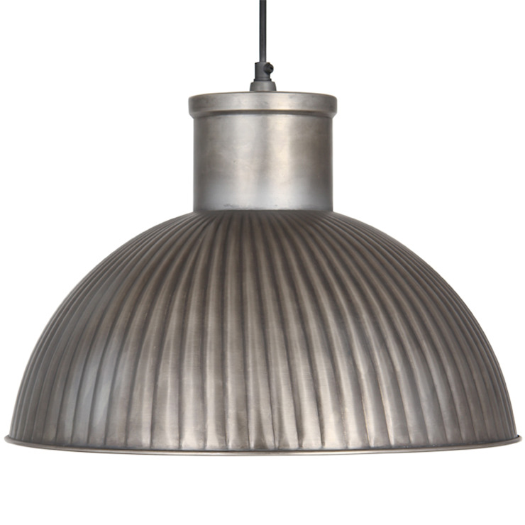 Industrial Style Antique Silver Pendant: industrial  by House Envy, Industrial