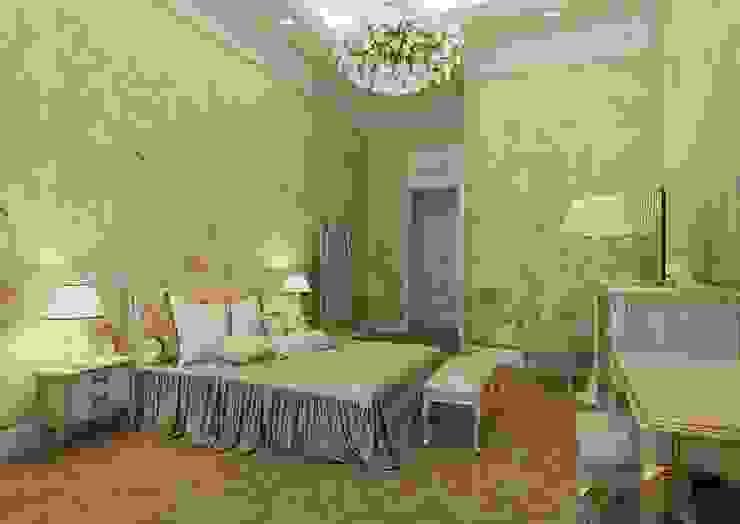 Спальня детская от Архитектор Николай Бахтинов