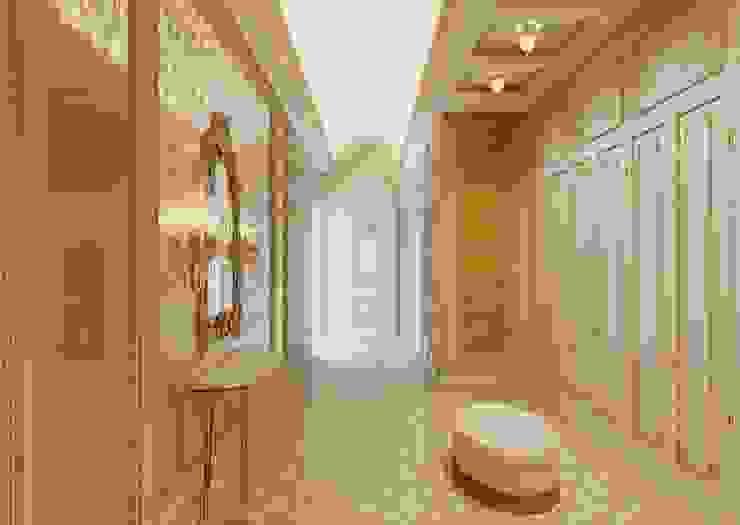 Холл от Архитектор Николай Бахтинов