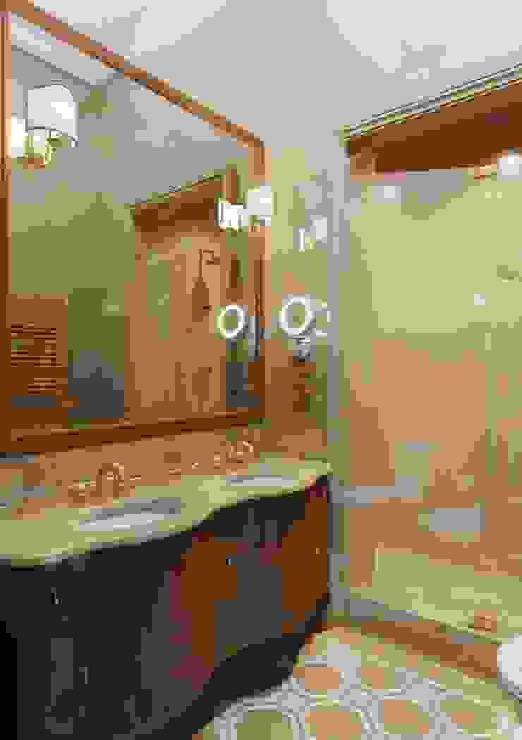 Гостевой туалет от Архитектор Николай Бахтинов