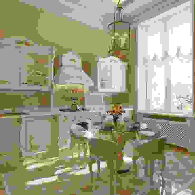 Кухня от Архитектор Николай Бахтинов