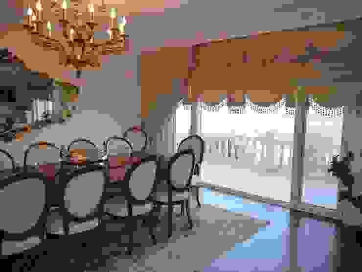 غرفة السفرة تنفيذ PİLE PERDE , كلاسيكي
