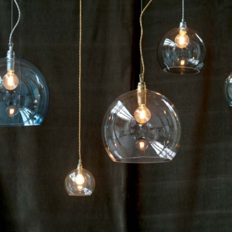 Ebb & Flow Pendants - Mister Smith Interiors de Mister Smith Interiors Ecléctico