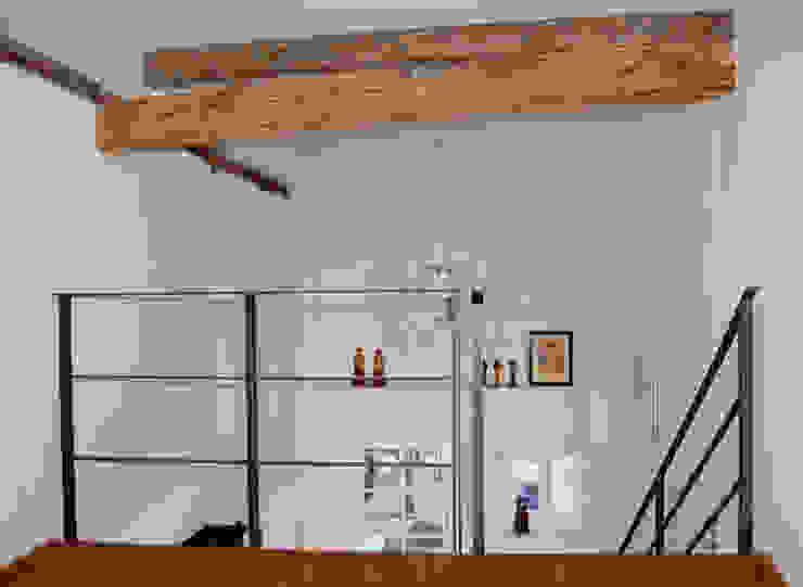 Diele Obergeschoss Flur, Diele & Treppenhaus im Landhausstil von heidenreich architektur Landhaus