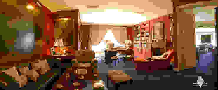 Despacho Estudios y despachos de estilo clásico de Bernadó Luxury Houses Clásico